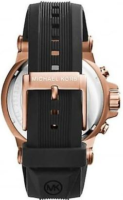 eba8cd203bc3 Michael Kors Men s Dylan Chronograph Rose Gold Tone Watch MK8184