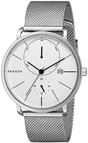 Skagen Men's Hagen Silver Mesh Watch SKW6240