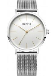 Bering Women's Classic Stainless Steel Mesh Watch 13436-001