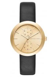Michael Kors Women's Garner Gold Dial Watch MK2574