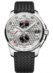 Chopard Men's Mille Miglia Chronograph Silver Dial Watch 168459-3019