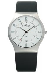 Skagen 233XXLSLC Men's  Denmark Stainless Steel Case Watch