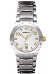 Bulova Accutron Men's Two-Tone Stainless Steel Watch 28B73