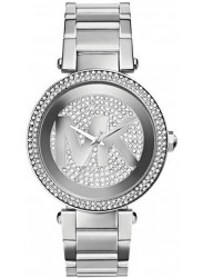 Michael Kors Women's Parker Crystal Pave Dial Watch MK5925