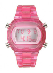 Adidas Unisex Candy Chronograph Digital Dial Pink Watch ADH6504