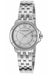 Raymond Weil Women's Tango Mother Of Pearl Dial Stainless Steel Watch 5391-ST-00995