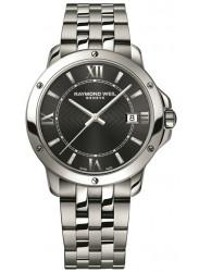 Raymond Weil Men's Tango Grey Dial Watch 5591-ST-00607