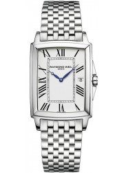 Raymond Weil Men's Tradition White Dial Watch 5597-ST-00300