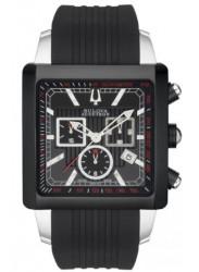 Bulova Accutron Men's Masella Chronograph Black Dial Watch 65B142