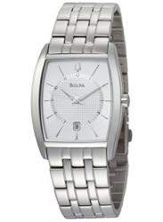 Bulova Men's Silver Dial Classic Watch 96B121