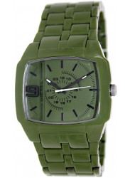 Diesel Men's Green Dial Green Acetate Watch DZ1550