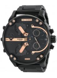 Diesel Men's DZ7312 Mr Daddy 2.0 Chronograph Black Steel Watch