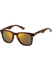 Carrera Unisex Wayfarer Full Rim Havana Sunglasses CARRERA 6000/L 853/JO