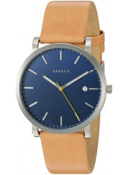 Skagen Men's Hagen Blue Dial Watch SKW6279