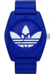 Adidas Unisex Santiago Blue Rubber Watch ADH6169
