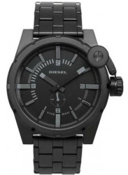 Diesel Men's Dark Grey Dial Gunmetal PVD Stainless Steel Watch DZ4235