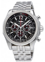 Breitling Men's Bentley Barnato Chronograph Black Dial Watch A4139024-BC83-984A