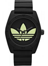Adidas Unisex Black Rubber Watch ADH2853