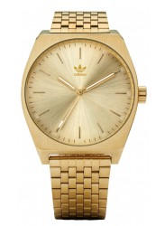 Adidas Men's Process M1 Gold Dial Gold Stainless Steel Watch Z02 502-00