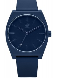Adidas Men's Process SP1 Navy Dial Navy Rubber Watch Z10 2904-00