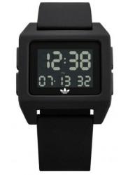 Adidas Men's Archive SP1 Digital Dial Black Rubber Watch Z15 001-00
