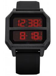 Adidas Men's Archive R2 Digital Black Rubber Watch Z16 760-00