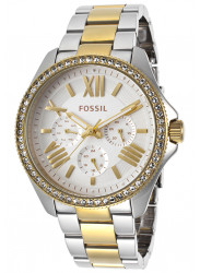Fossil AM4543 Women's Cecile Gold Stainless-Steel Quartz Watch