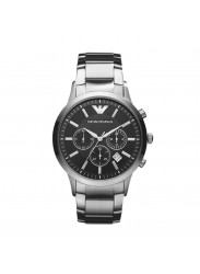 Emporio Armani Men's Classic Chronograph Stainless Steel Watch AR2434