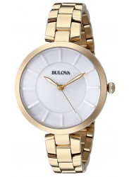 Bulova 97L142 Women's Gold Tone Watch