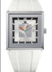 Hugo Boss Orange Men's White Dial White Silicone Watch 1512706