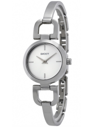 DKNY Women's Silver Dial Stainless Steel Watch NY8540