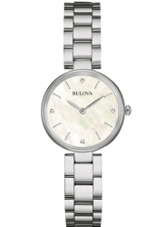 Bulova Women's Stainless Steel Watch 96P159
