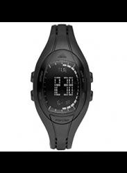 Adidas Women's Digital Dial Black Rubber Watch ADP3071