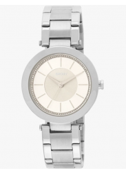 DKNY Women's Stanhope 2.0 Silver Dial Watch NY2285