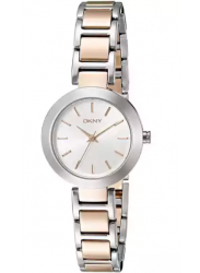 DKNY Women's Stanhope Two Tone Watch NY2402