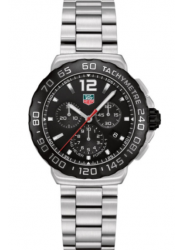 Tag Heuer Men's Formula 1 Black Dial Watch CAU1110.BA0858