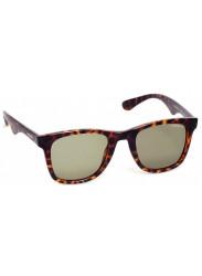 Carrera Unisex Wayfarer Full Rim Dark Havana Sunglasses CARRERA 6000/L 27E/DJ
