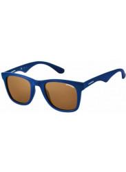 Carrera Unisex Wayfarer Full Rim Blue Sunglasses CARRERA 6000/L 2D2/N0