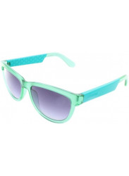 Carrera Women's Wayfarer Full Rim Aqua Sunglasses CARRERA 5000 BA9/DG