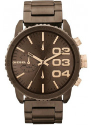 Diesel Women's Chronograph Brown Dial Watch DZ5319