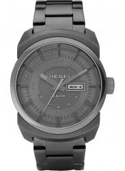 Diesel Men's Gunmetal Dial Grey PVD Stainless Steel Watch DZ1472