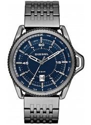 Diesel Rollcage Men's Blue Dial Stainless Steel Watch DZ1753