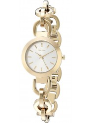 DKNY Women's Silver Dial Gold Stainless Steel Watch NY2134