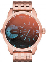 Diesel Men's Daddy Rose Gold Tone Watch DZ7336