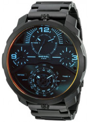 Diesel Men's DZ7362 Machinus Analog Display Analog Quartz Black