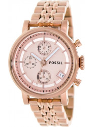 Fossil ES3380 Women's Decker Stainless Steel Watch