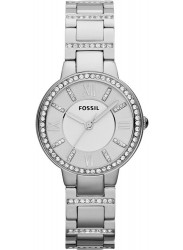 Fossil Women's Silver Tone Watch ES3282