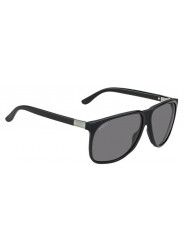 Gucci Unisex Oversized Full Rim Black Sunglasses GG 1002/S 807/3H