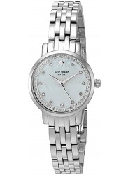 Kate Spade Mini Monterey Women's Mother of Pearl Dial Stainless Steel Watch KSW1241