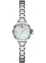 Kate Spade Women's Park Row Mother of Pearl Dial Stainless Steel Watch KSW1362